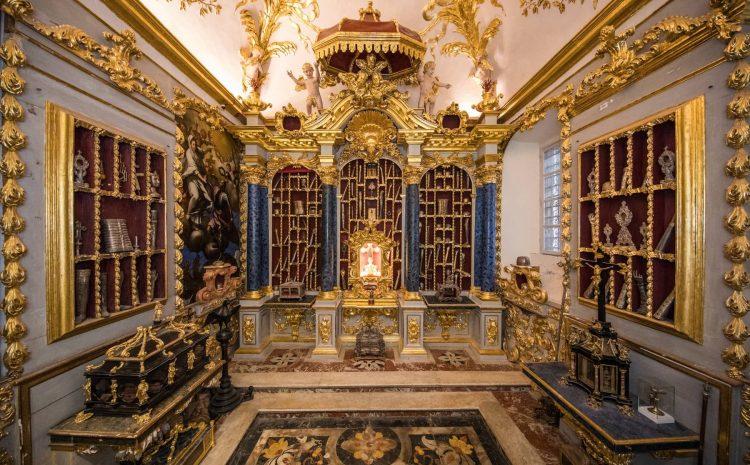 Moći svetaca u dubrovačkoj Katedrali