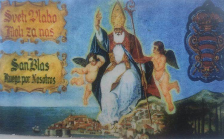 Proslava svetoga Vlaha u Peruu